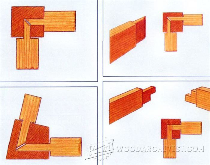 Mortise and Tenon Joint - Joinery Tips, Jigs and Techniques | WoodArchivist.com