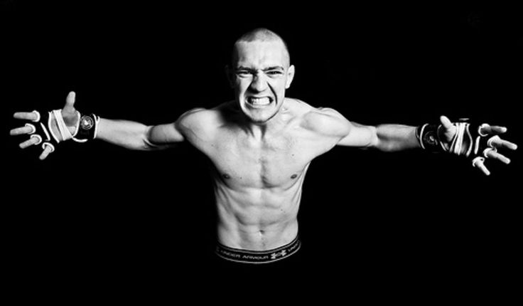 YOUNG CONOR McGregor without tattoos : if you love #MMA, you'll love the #UFC & #MixedMartialArts inspired fashion at CageCult: http://cagecult.com/mma