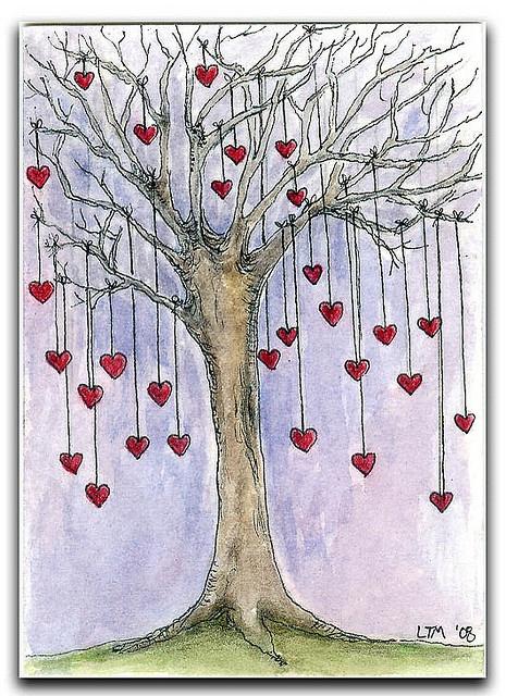 Hearts. . . . .