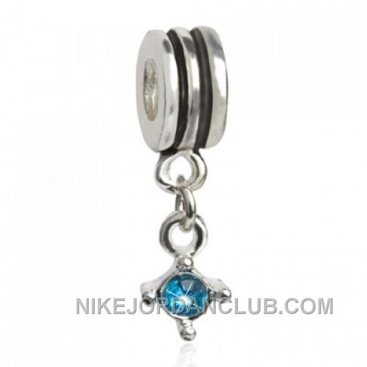 http://www.nikejordanclub.com/pandora-popular-diamond-blue-dangles-bead-clearance-sale-authentic.html PANDORA POPULAR DIAMOND BLUE DANGLES BEAD CLEARANCE SALE AUTHENTIC Only $13.64 , Free Shipping!