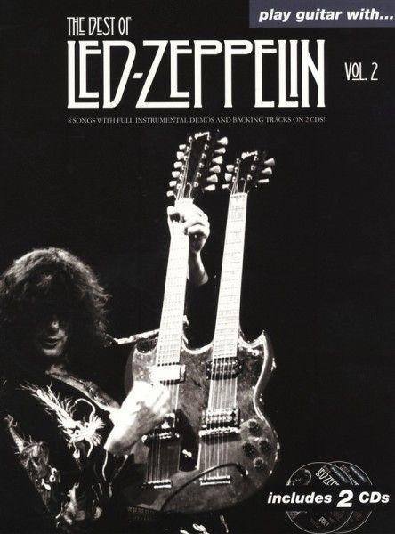 Красивый  am996600  -  Play  Guitar  With...  The  Best  Of  Led  Zeppelin  -  Volume  2  -  книга:  гитарные  табулатуры  на  песни  группы  Led  Zeppelin,  104  стр.,  язык  -  английский  #ноты,_учебники_и_муз.литература #музыкальные_инструменты #для_гитар #мечта #бизнес #путешествие #достижение #спорт #социальная #благотворительность #музыка #хобби #увлечения #развлечения #франшиза #море #романтика #драйв #приключения #proattractionru #proattraction