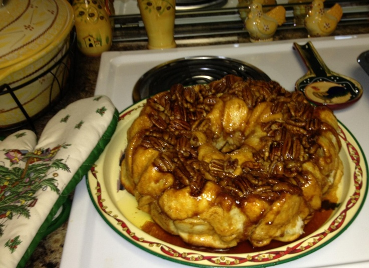 recipe by 1 screenshot check how drunken monkey bread pumpkin spice w ...