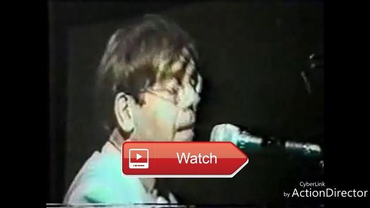 George Michael Elton John Someone saved my life tonight rare video