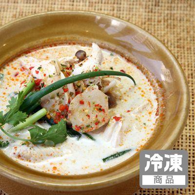大人気!タイ料理鶏肉のココナッツスープ   timein.jp