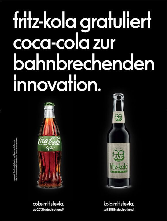 HA! Motiv: Fritz-Kola
