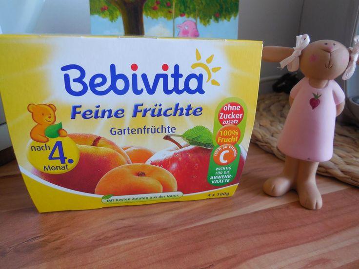 Vegan Monkey: Teste mich: Bebivita Feine Früchte (zuckerfrei, vegan)