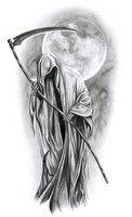 Reaper in Biomech by ~motoslave on deviantART