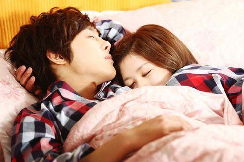 Playful Kiss ♥ Kim Hyun Joong as Baek Seung Jo ♥ Jung So Min as Oh Ha Ni