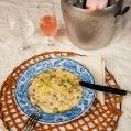 Receita de risoto de cogumelos assados – O Chef e a Chata