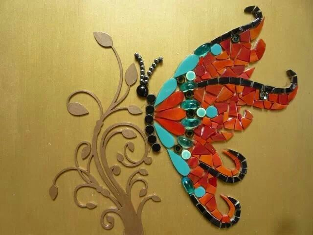 Butterfly.... love the 'flow'