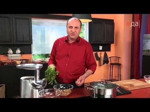 Принципы приготовления сациви._Principles of Food satzivi