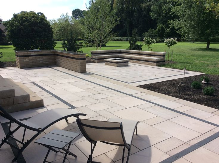 1,100sf two tiered paver patio with 10ft long bar, drop in ... on Rectangle Patio Ideas id=27745