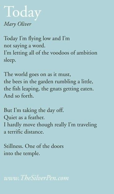 Journey Mary Oliver Poem