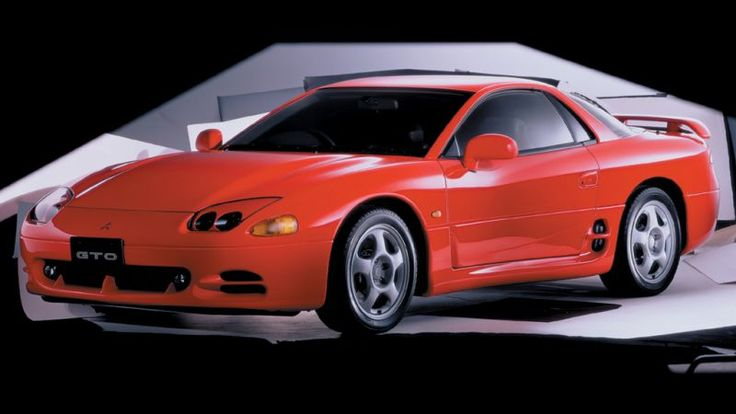 The specs of the Mitsubishi 3000GT read like something new today: all-wheel drive, all-wheel steering, twin-turbo, with active suspension, active exhaust and active aerodynamics. But the 3000GT debuted at the very beginning of the 1990s—when Mitsubishi was rad—making it possibly the most ambitious moonshot car of its day.