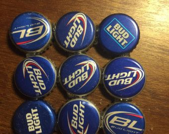Beer bottle cap coaster by CalinasCrafts on Etsy