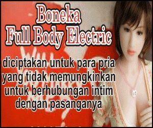 boneka full body