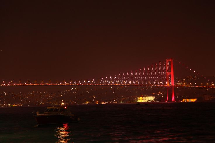 Bosphorus by Guliz on 500px