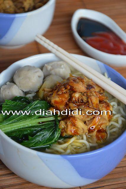 Diah Didi's Kitchen: Mie Ayam Bakso