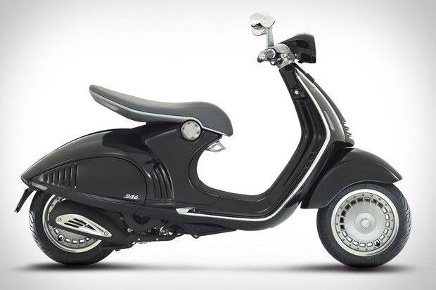 Vespa 946: sobre duas rodas como em Roma