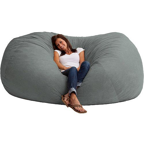 $149.00 XXL 7' Fuf Comfort Suede Bean Bag, Multiple Colors  http://www.walmart.com/ip/XXL-7-Fuf-Comfort-Suede-Bean-Bag-Multiple-Colors/16922978#
