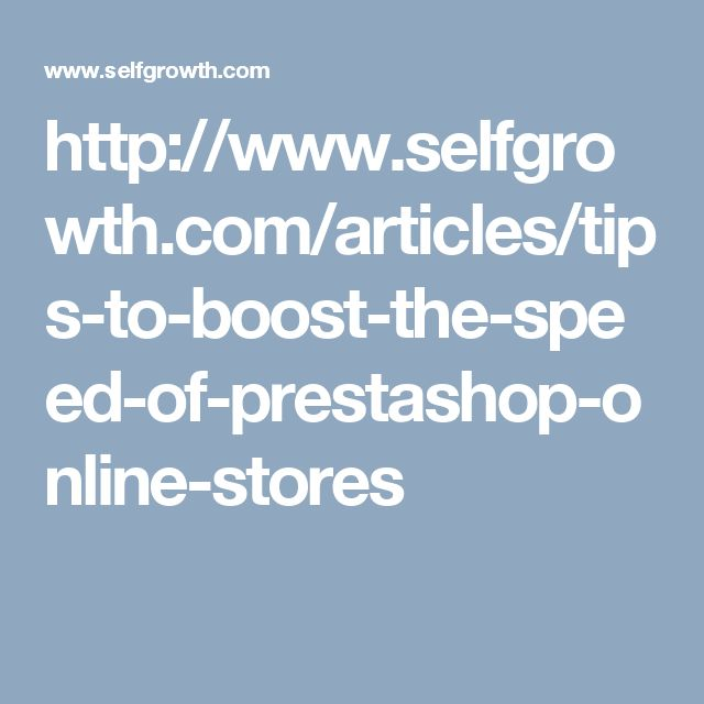 The success of an #onlinestore greatly depends upon the experience it offers to the users.