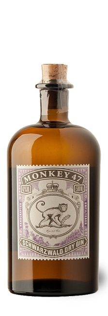 Monkey 47 Gin. One of my favourite gins. Worth the extra money. Perfect for drink straight or in a martini.