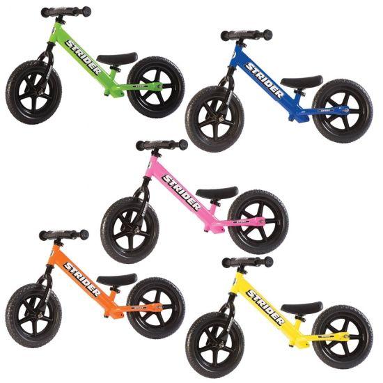Bici Bimbo Strider Sport senza pedali (con caschetto in omaggio)