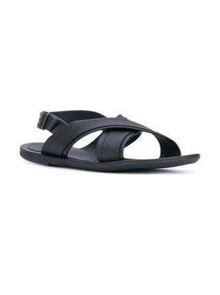 Fabi cross strap sandals