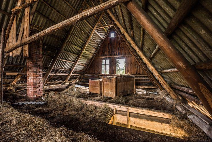 Rozbiórka starej stodoły i wykorzystanie jej elementów podczas budowy nowoczesnych STODÓŁ