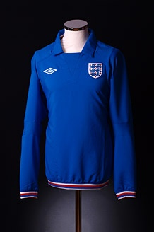 England drill top