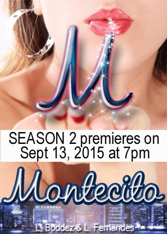 Get ready for the Season 2 premiere of Montecito launching Sept 13 at 7pm! If you haven't signed up already to partake in this interactive experience, do so today! https://bookappisodes.com