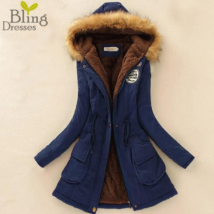 Women's Fur Collar Coats Jackets Long Slim Down Parka Hoodies Plus Size $33.34   => Save up to 60% and Free Shipping => Order Now! #fashion #woman #shop #diy  http://www.yiclothes.net/product/autumn-warm-winter-jacket-women-fashion-womens-fur-collar-coats-jackets-for-lady-long-slim-down-parka-hoodies-plus-size-parkas/