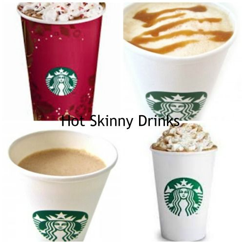 Starbucks Dreamy Hot Drinks Made Skinny. Make one of my home versions of these fantastic Starbucks drinks. Perfect for Christmas and to enjoy all winter long! There's a hot chocolate and 5 lattes. http://www.skinnykitchen.com/recipes/starbucks-dreamy-hot-drinks-made-skinny/