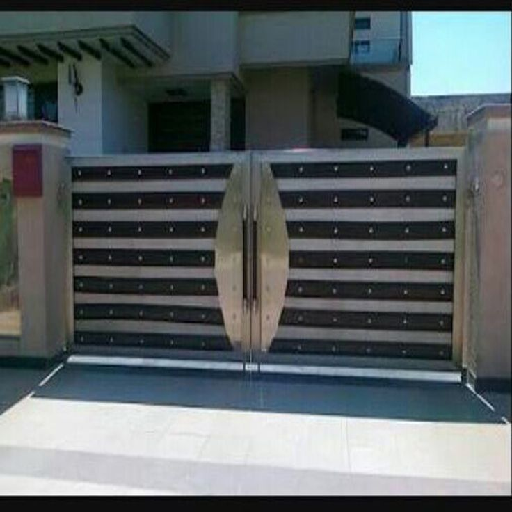 House Main Gate Designs Steel Gate Design Sliding Gate: Best 25+ Steel Gate Ideas On Pinterest