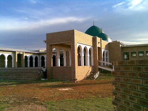Musjid Abu Bakr, Darul Uloom, Port Elizabeth