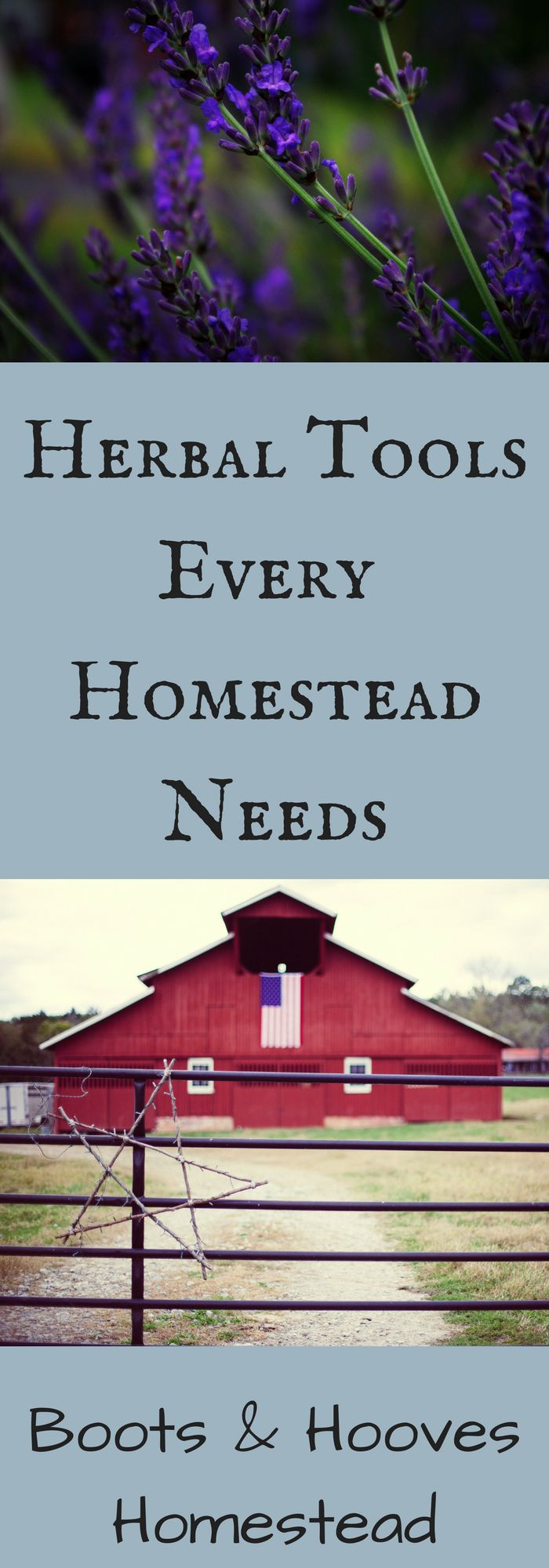 Herbal Resources for the Homestead - Boots & Hooves Homestead