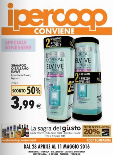 #Volantino Oggi Ipercoop: #http://ift.tt/1xDhcJI Faila CRAI Il Gigante Trony Bennet... da  (link: http://ift.tt/1qWH2vQ )