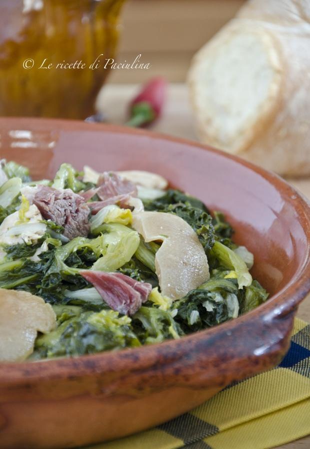 Minestra maritata http://www.paciulina.it/minestra-maritata/#