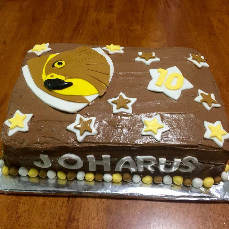 Hawks cake hawthorn cake