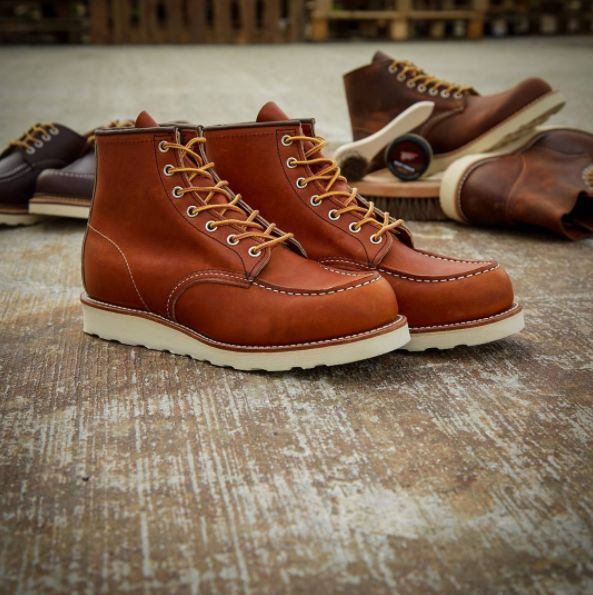 Best 20  Red wing boots online ideas on Pinterest   Red wing work ...