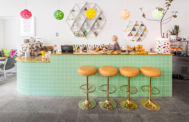Cafeteria August in Tallinn Estonia | www.oot-oot.com blog