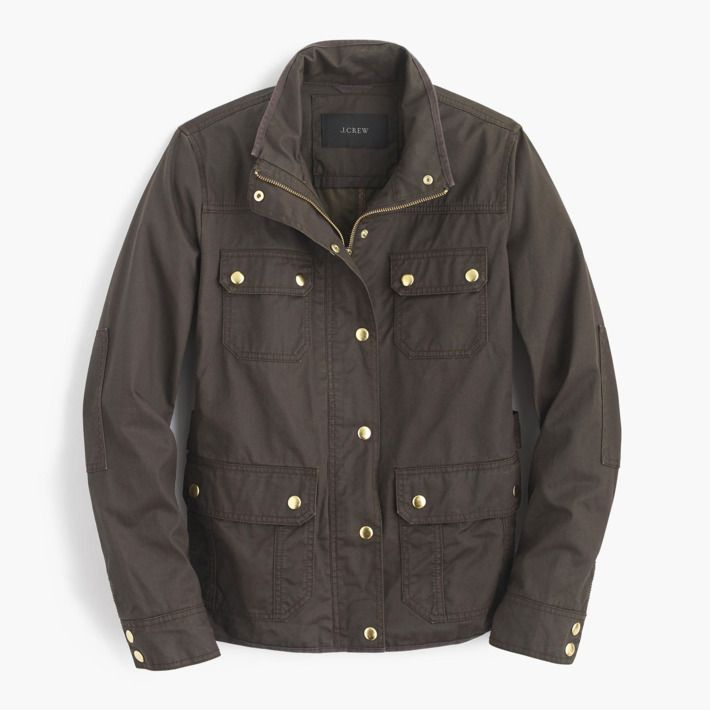 Why It's Okay That Everyone Owns the J.Crew Field Jacket
