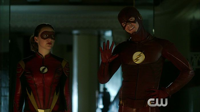 """New Extended Promo For THE FLASH Season 3 Episode 4: """"The New Rogues"""""""