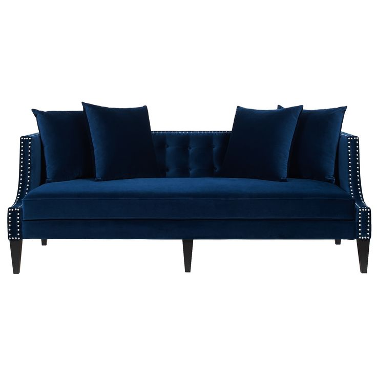 1000 images about couch on pinterest for Studded sofa sets