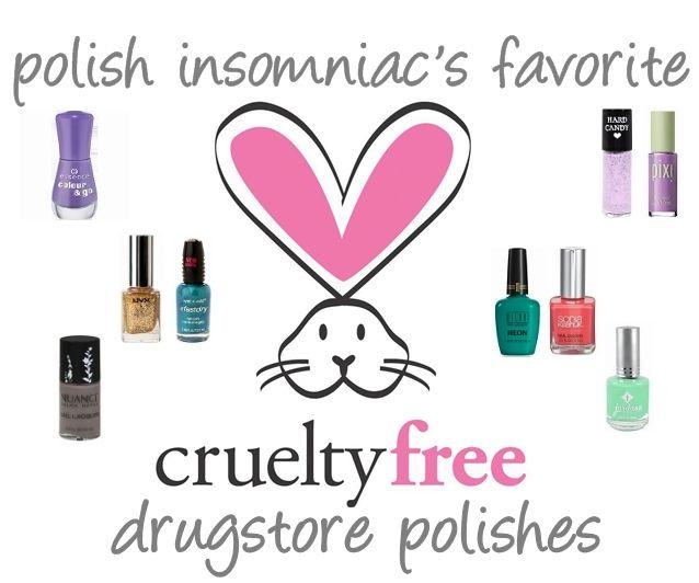 Makeup Wars - My Favorite Cruelty Free Drugstore Polishes | polish insomniac