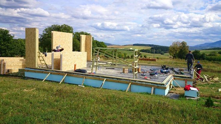Začali sme s výstavbou ďalšieho domu na východe Slovenska. We started with the construction of another house in the east of Slovakia. https://www.scandihaus.sk