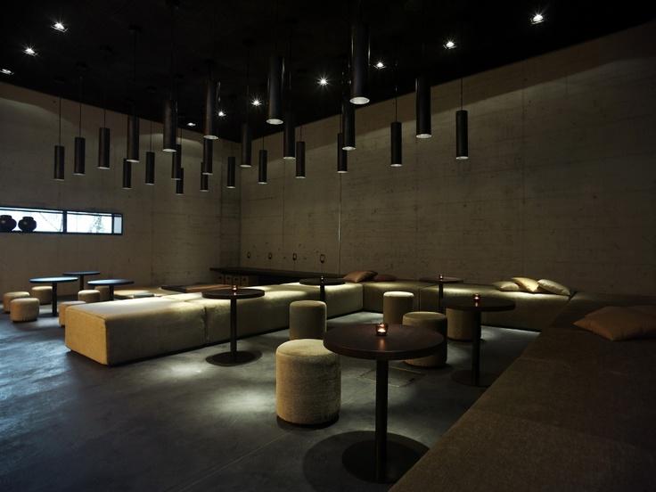 Profiles Of Selected Architects Restaurant Design Exklusive Mobel Innenarchitektur