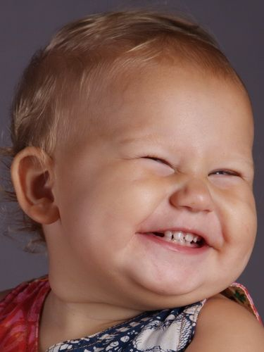 Моя улыбка - счастья всплеск задорный./ Моя - Детские улыбки - Фотоконкурсы