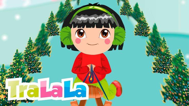 Hai la joacă afară - Cântece de iarnă pentru copii | TraLaLa