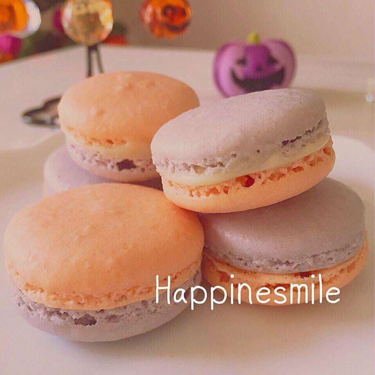 ハロウィン マカロン by Happinesmile at 2015-09-28